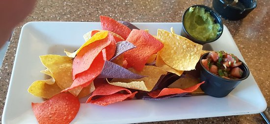 Colorful chip plare