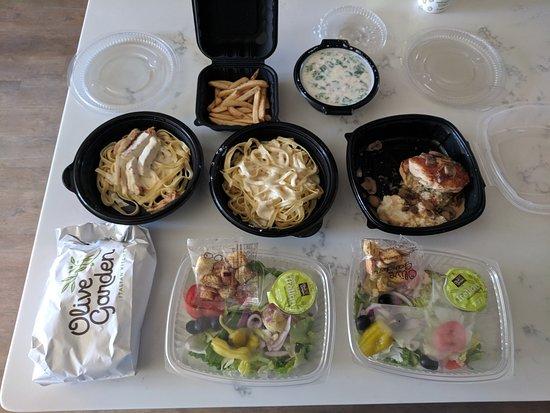 Olive Garden Lubbock Menu Prices Restaurant Reviews