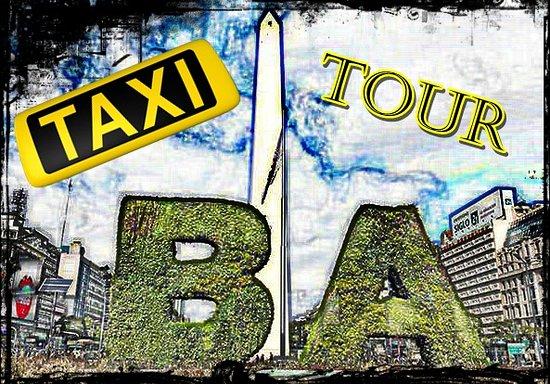 Taxi Tour BA