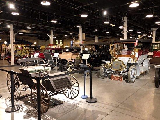 The main exhibit