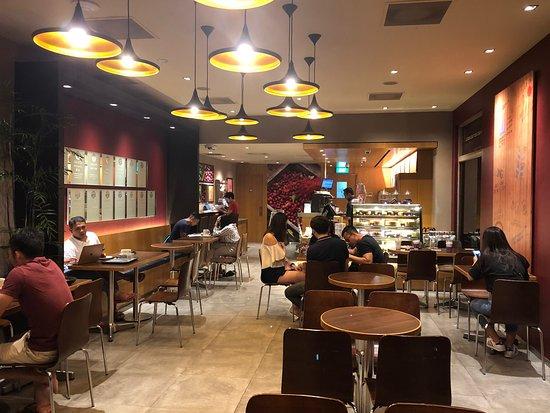 The Coffee Bean Tea Leaf Singapore 422 Upper Bukit Timah Rd Bukit Panjang Menu Prices Tripadvisor