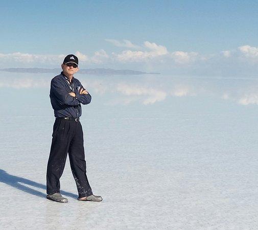 Salar de Uyuni: Simplemente espectacular, maravilloso.....