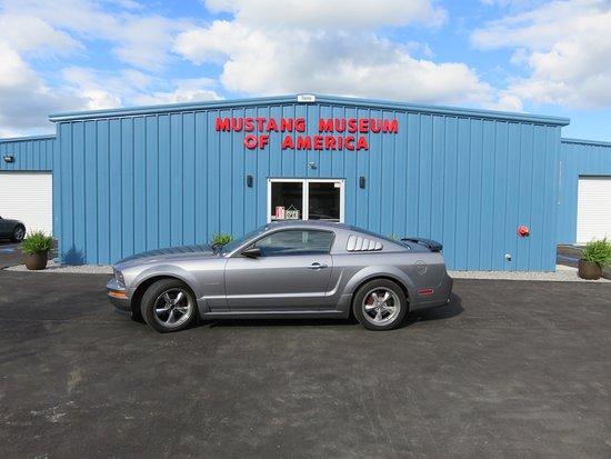 Mustang Museum of America