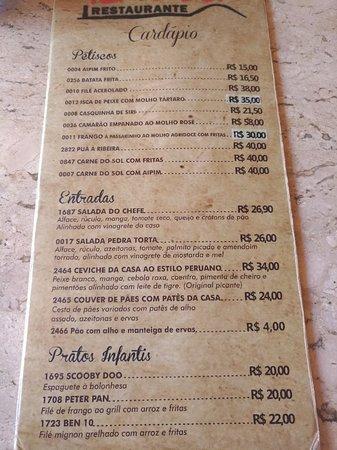 Restaurante Sabores da Terra Foto