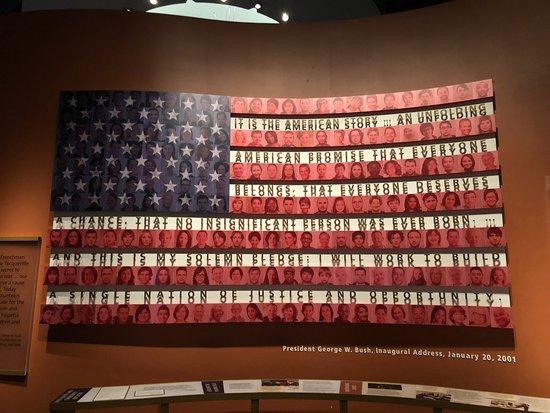 תמונה מThe George W. Bush Presidential Library and Museum