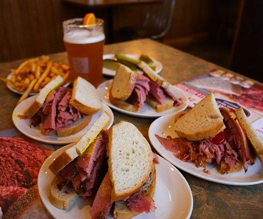 תמונה מJarry Smoked Meat