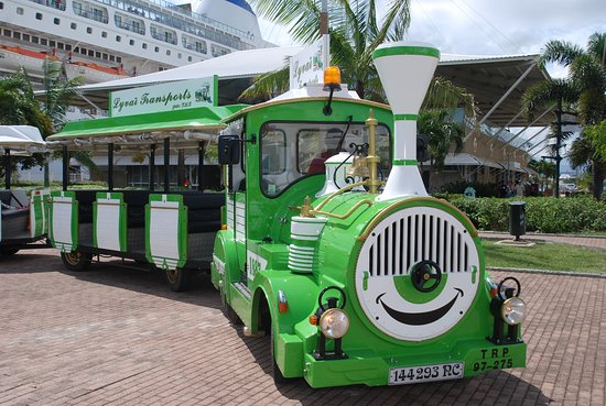 Noumea, Nuova Caledonia: Green Train Lyvai