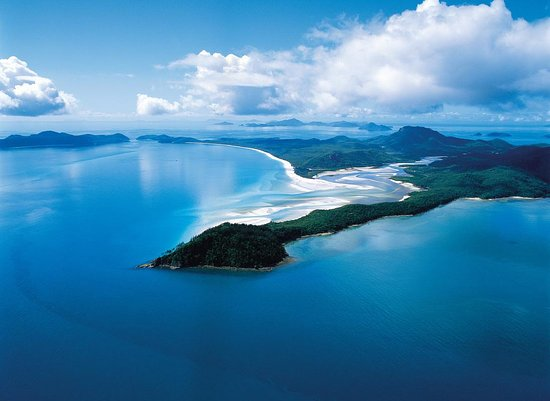Portland Roads - Sailing the Whitsundays