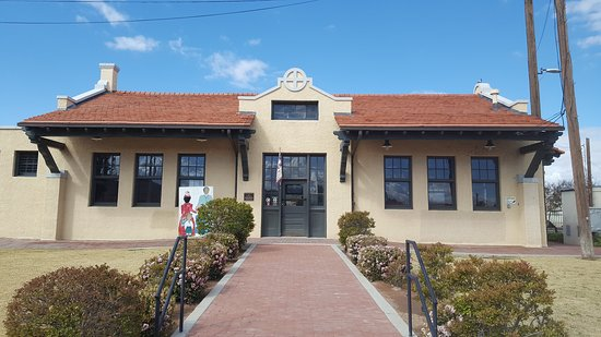 ‪Las Cruces Railroad Museum‬