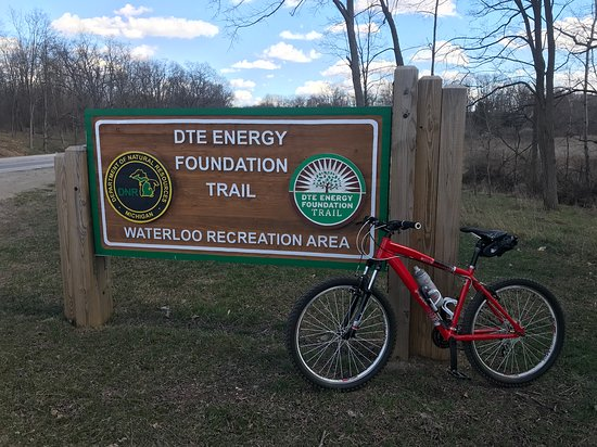 ‪DTE Energy Foundation Trail‬