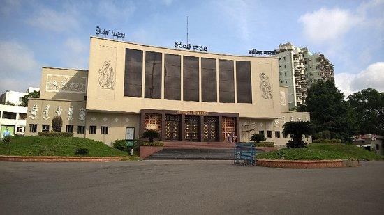 Ravindra Barathi