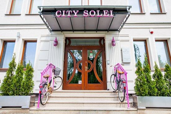 City Solei Boutique Hotel