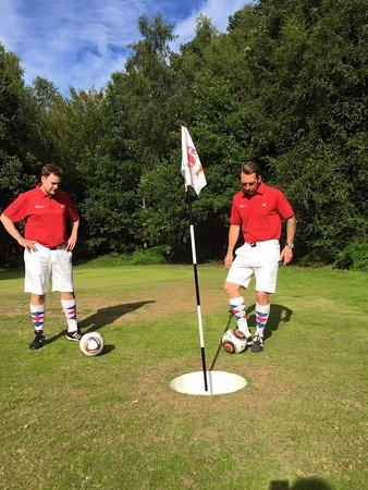 Footgolf Kilmarnock