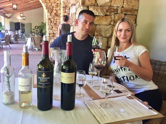 Weinprobe Südafrika | Day Tours Cape Town