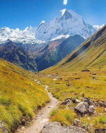 Annapurna Region, Nepal: Annapurna Base Camp Trek Nepal