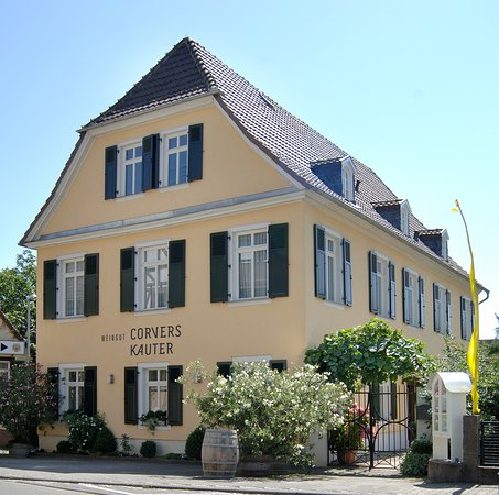 Oestrich-Winkel, Germany: Weingut Dr. Corvers-Kauter