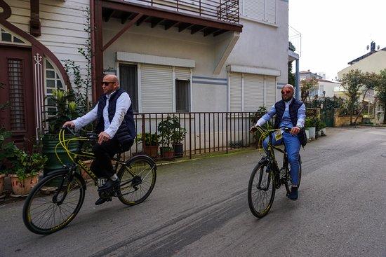 Buyukada, Turkki: Велопрогулки