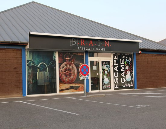 BRAIN l'escape game Chalon