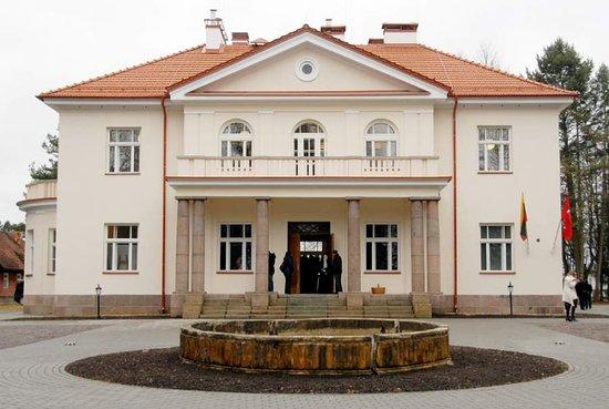 Ukmerge, Litauen: Family residence of Antanas Smetona