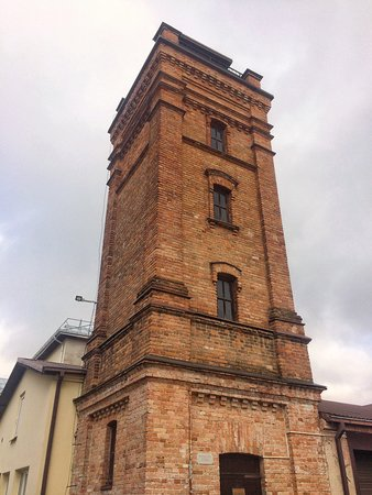 Old Fire Tower of Ukmerge
