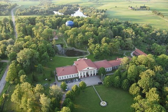 Ukmerge, Litauen: Balloon tours