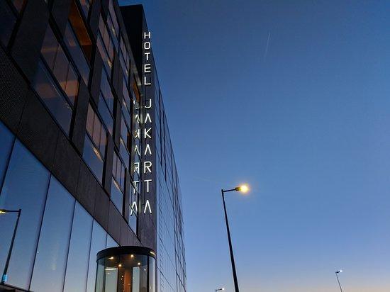 Outside Vide Picture Of Hotel Jakarta Amsterdam Tripadvisor