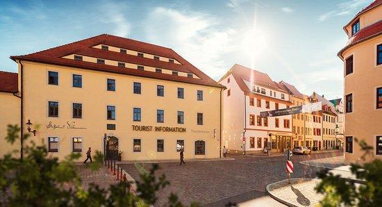Tourist-Information Freiberg