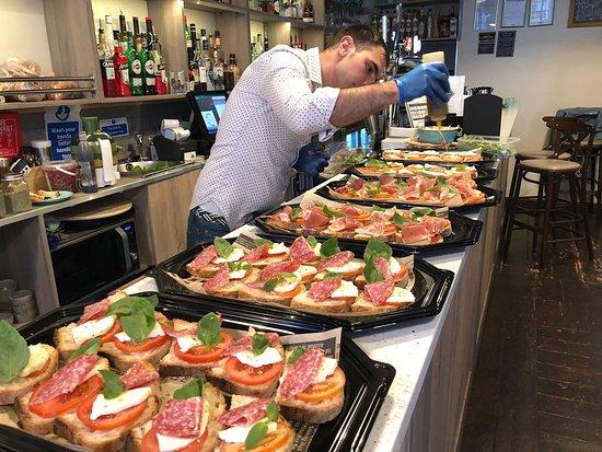 Every Sunday Italian aperitif! 🥳🍾