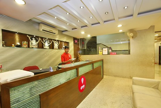 Interior - Picture of OYO 435 Hotel Amshi International, Bengaluru - Tripadvisor