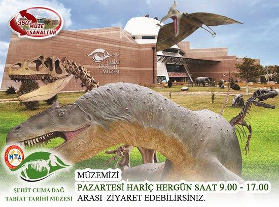 MTA Sehit Cuma Dag Natural History Museum