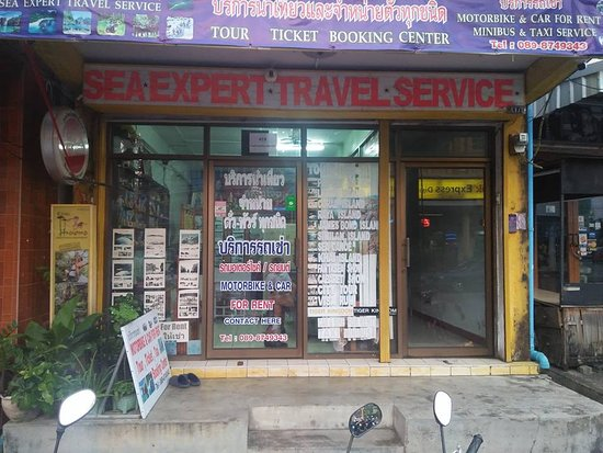 Sea Expert Travel Service