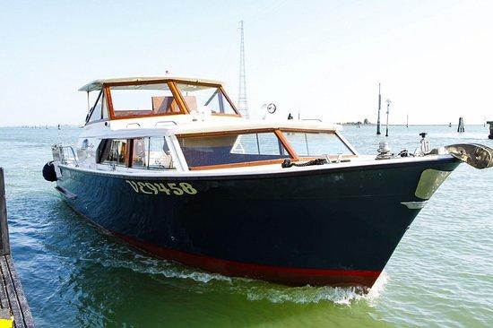 Seguso Limousine Boat