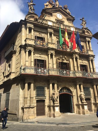 Ayuntamiento de Pamplona - Iruñeko Udala