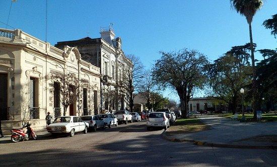 Plaza Urquiza