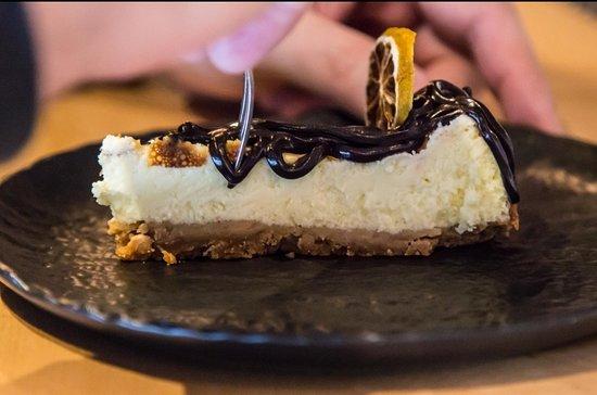 Cheesecake Home made