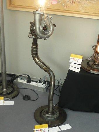 Mónaco: Lampe Design