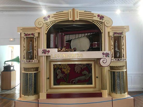 Musée du Son Saint Fargeau