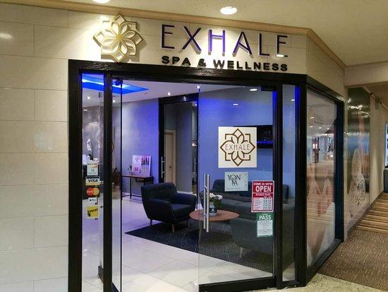 Exhale Spa Wellness