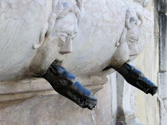 Fontana della Motta di Belluno