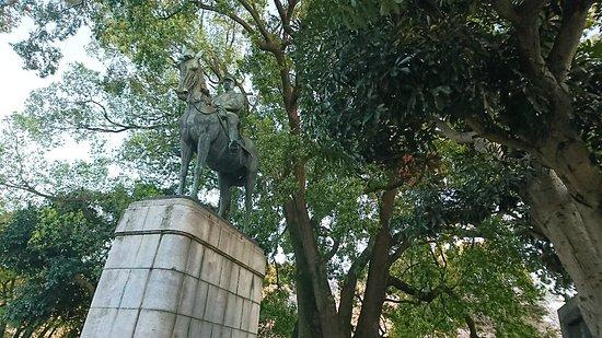 Statue of Oyama Iwao