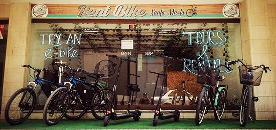 Rent Bike Santa Marta
