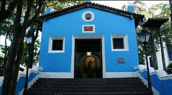 Capela Sao Lazaro