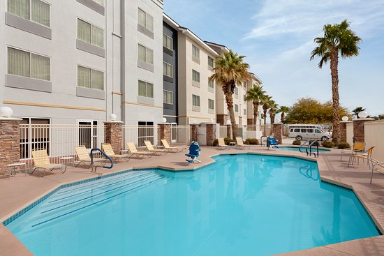 Pool - Picture of Fairfield Inn & Suites Las Vegas South - Tripadvisor