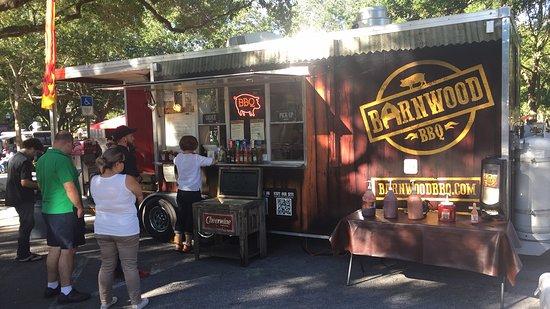 Barnwood's Food Truck