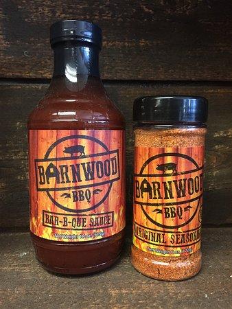 Barnwood Award-Winning Sauce and Seasoning