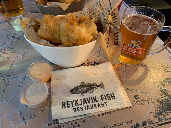 Reykjavik Fish: Great Presentation!