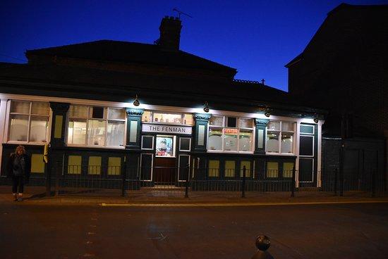 King's Lynn, UK: The Fenman