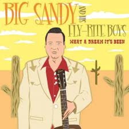 May 10th @ 9:00pm  Big Sandy & The Fly Right Boys