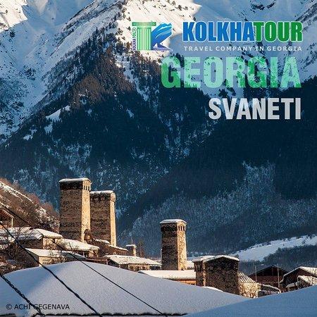 Georgia, Svaneti, Mestia  www.kolkhatour.ge