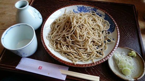 Ina-machi, اليابان: 蕎麦きり さいとう